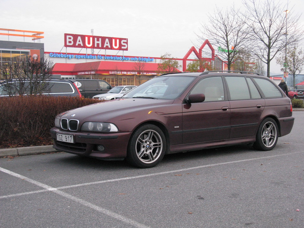 bmw 540i touring m sport e39 nakhon100 flickr. Black Bedroom Furniture Sets. Home Design Ideas