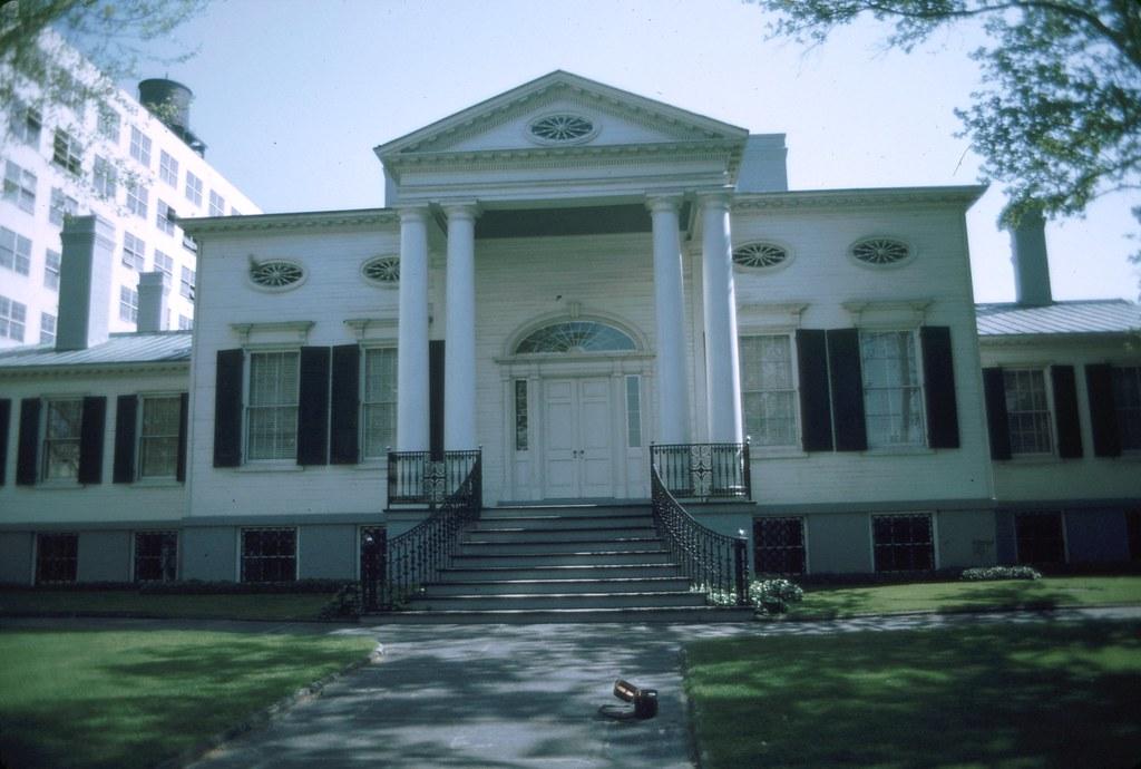 0096 Taft Museum Cincinnati Ohio 1820 From The