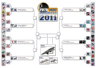 FBTB MOC Madness 2011 Building Tournament Board Elite Eight | by fbtb