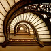 The Oriel Staircase at the Rookery Building