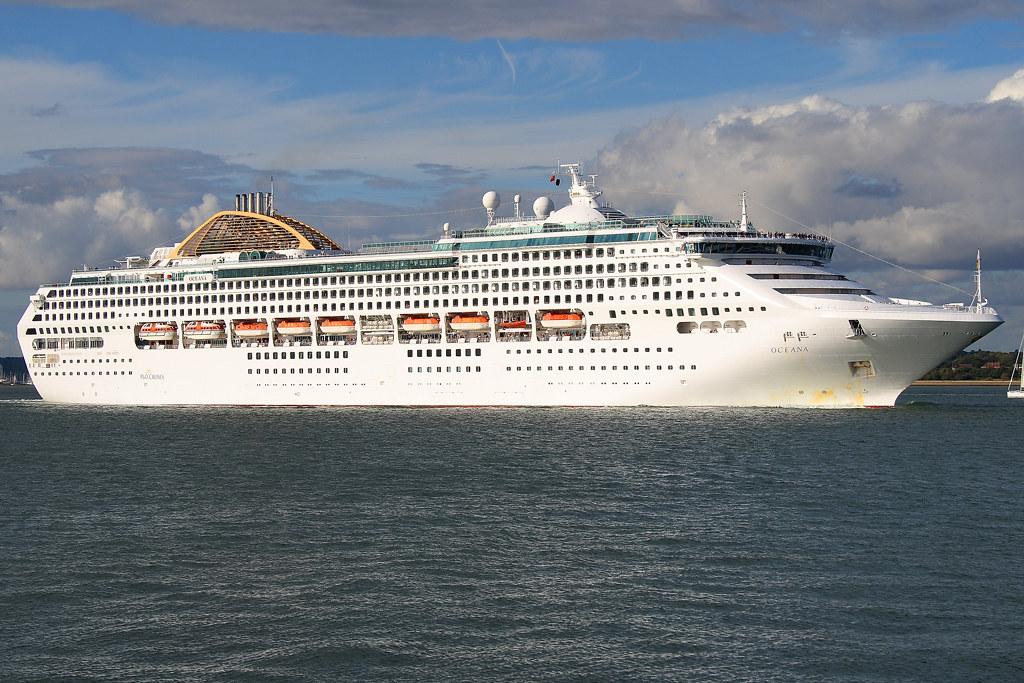 Image result for MV Oceana