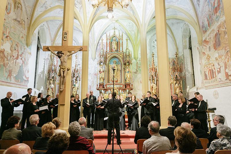 Koncert Komorni zbor DEKOR
