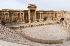 Roman Theatre at Palmyra