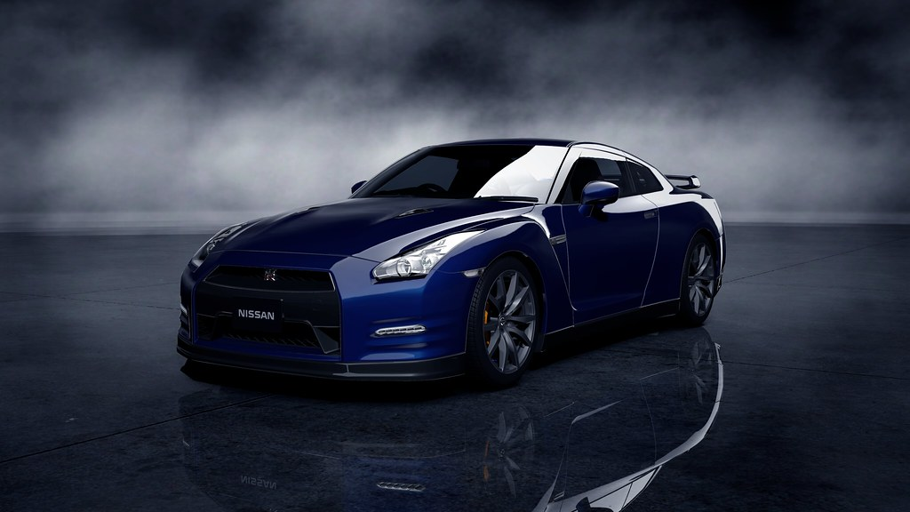 ... PS3: GT5   Nissan GT R Black Edition | By PlayStation Europe