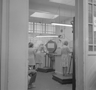 Scales in Corporation Weight House, Grainger Market | by Tyne & Wear Archives & Museums