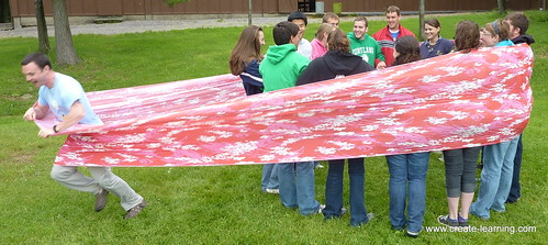 Create-Learning + 4H Camp Bristol Hills Adventure Staff Training (24) | by Create-Learning Team Building & Leadership