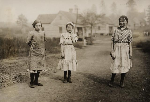 Lewis Hine, Cottonworkers