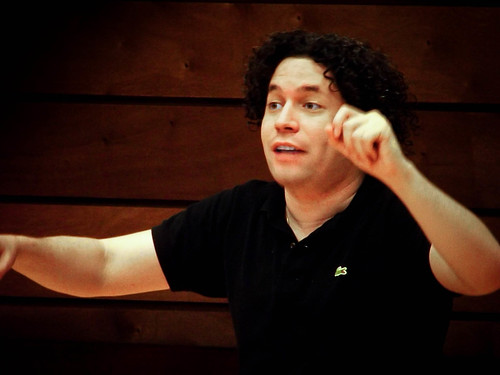 Gustavo Dudamel | by anyulled