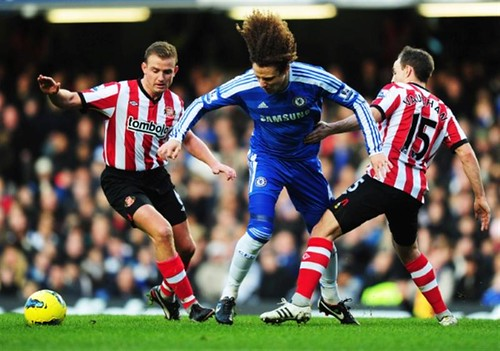 Match 11/12 - Sunderland (h) | by Chelsea Football Club