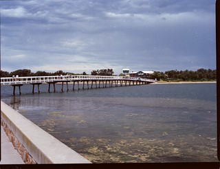 Lakes Entrance -  bronica 645 | by Rendrag1313