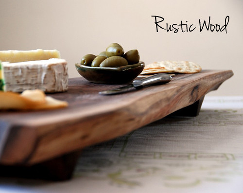 rustic wood | by the style files
