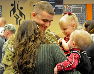 170th Soldiers Return From Afghanistan | by 170th Infantry Brigade Combat Team