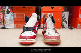 1985 Red/White Restore Project. | by dunksrnice