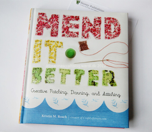 Mend It Better by Kristin Roach | by Carina » Polka & Bloom