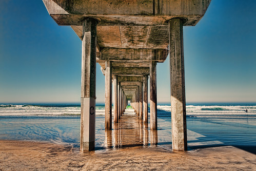 Pier Perspective | by lewisfilms