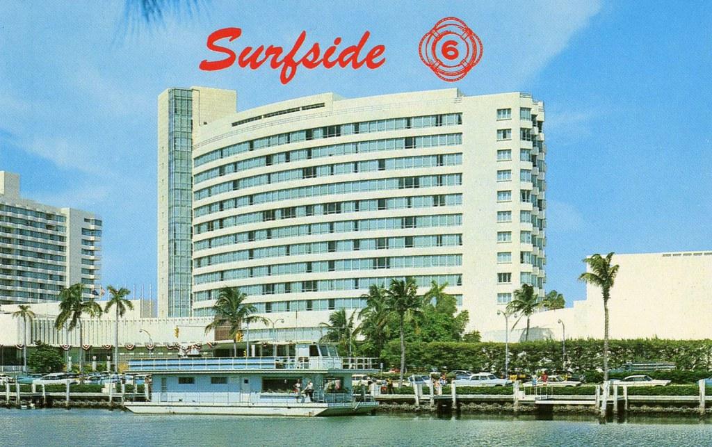 The Fontainebleau - Miami Beach, Florida