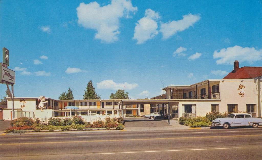 Travelodge - Salem, Oregon