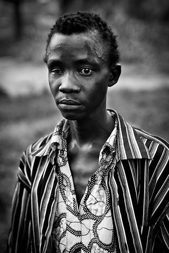 Displaced man from Ituri - DR CONGO - | by C.Stramba-Badiali
