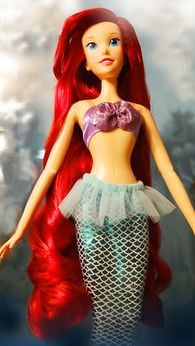 2010 Singing Ariel Doll by Disney Store | by possiblezen