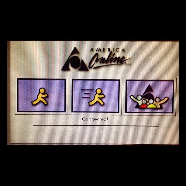 What was your sn?? #oldschool #aol #backintheday #90s #GAM… | Flickr