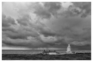 St Catherine's Lighthouse | by frattonparker
