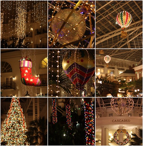 opryland christmas lights | by Alli Worthington