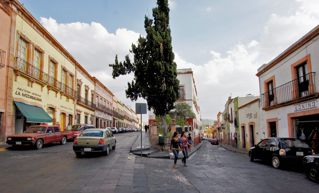 Calle Gerrero Y Calle De Abajo Zacatecas Miguel Angel Priego Flickr