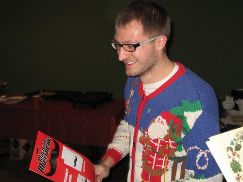 White Elephant/Christmas Sweater Competition | by search.institute