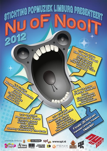 Nu Of Nooit-poster | by Junkestra