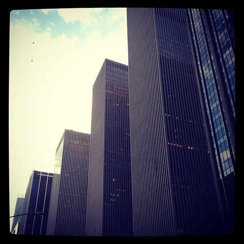 Avenue of the Americas | by sondosia