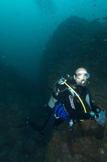 Arthur instructor of Pura Colombia Travel and Dive | by Underseaventures Dive and Adventure Travel