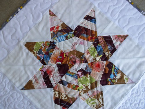 Close up Star Quilt 2 | by R_P_T