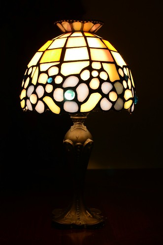 Party Lite Lamp | by slgckgc