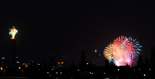 Australia Day Fireworks - Melbourne 1/2 | by wolfcat_aus