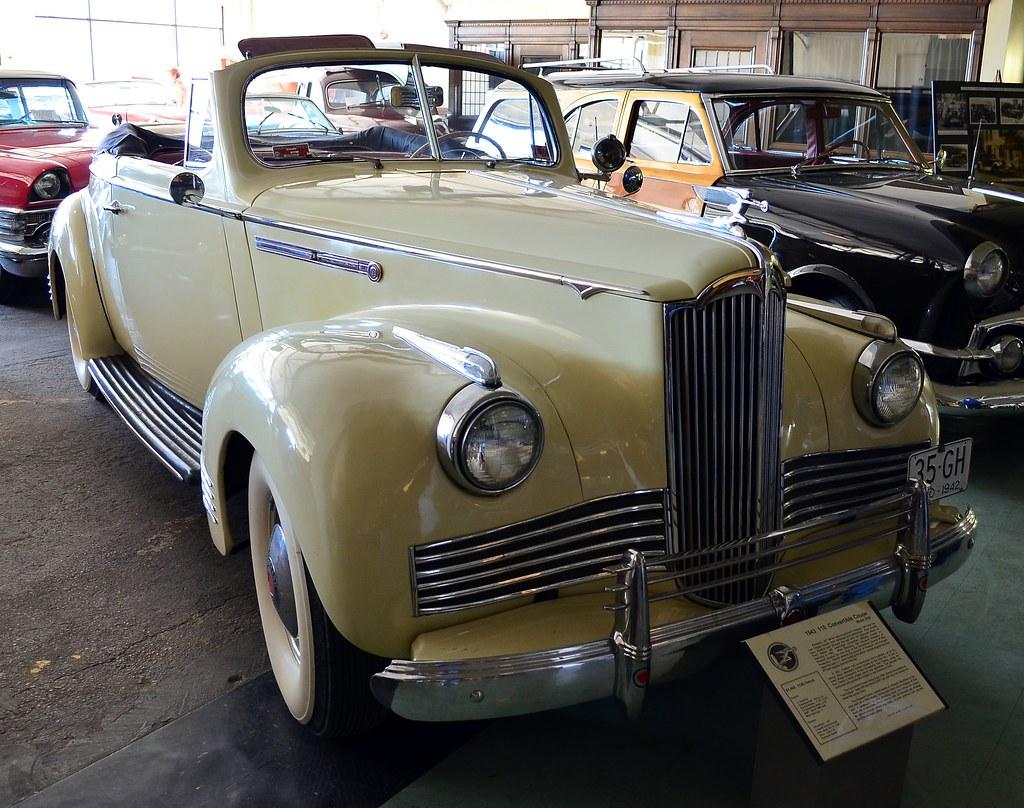 1943 packard 110 convertible coupe scott597 flickr 1947 Packard Auto Mobile Convertible 1943 packard 110 convertible coupe by scott597