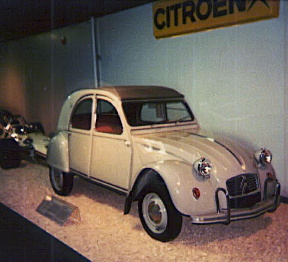 Autos (Citroen CV3) | Taken at the Auto Museum in Reno, NV. … | Flickr