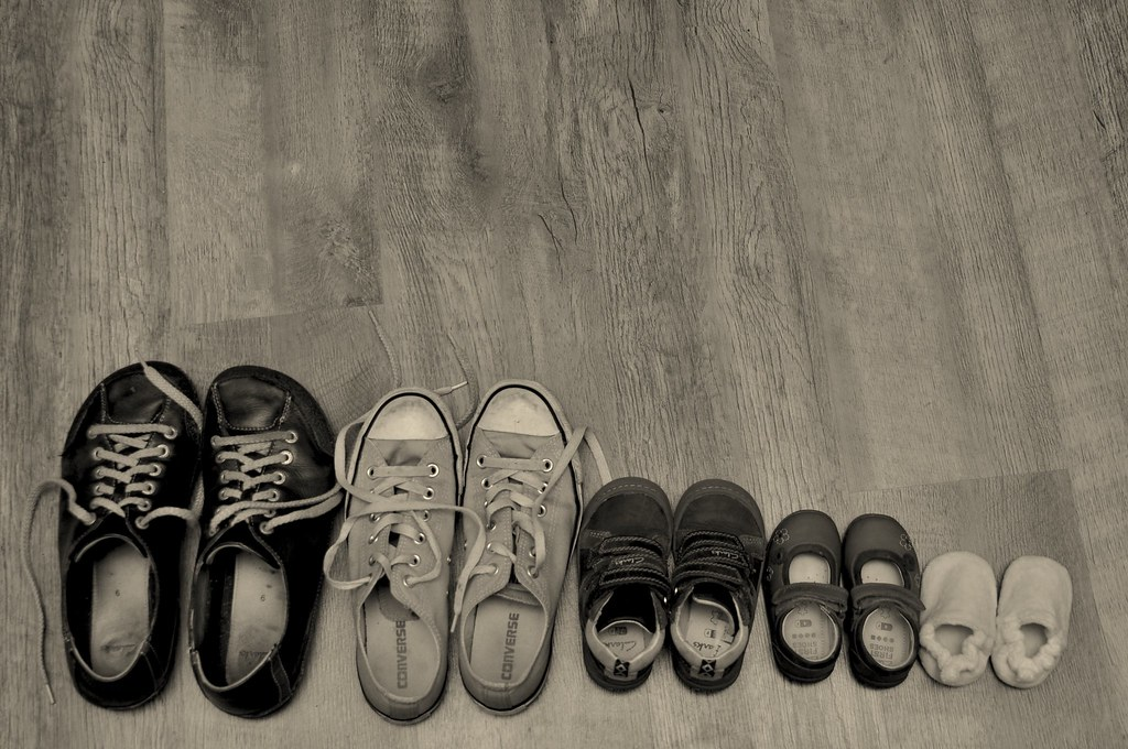 Image result for family  shoes