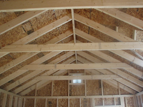2 x 6 stick framed roof 7 12 pitch height from floor to for 7 12 roof pitch pictures