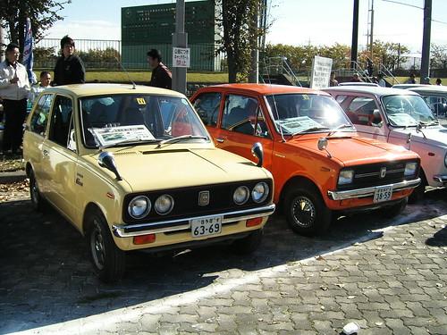 1969-1972 MITSUBISHI MINICA
