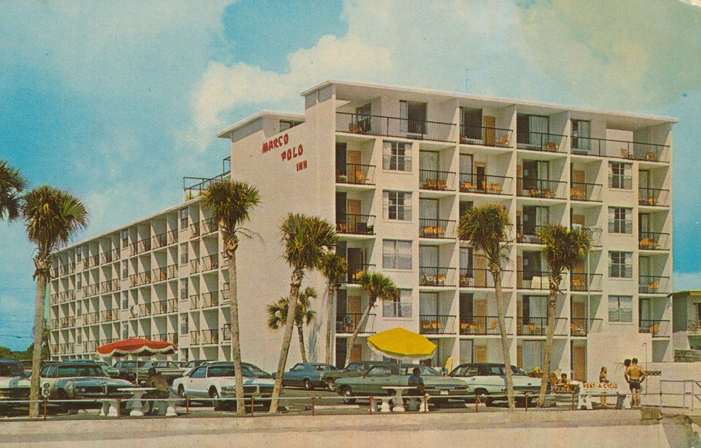 Marco Polo Inn - Daytona Beach, Florida