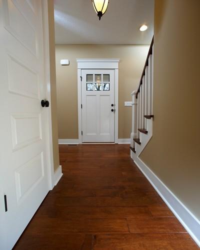 Foyer Paint Job : Entry foyer portage wayne homes flickr
