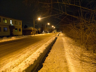 Pat, January 6, 2012 - Empty Road | by pat00139