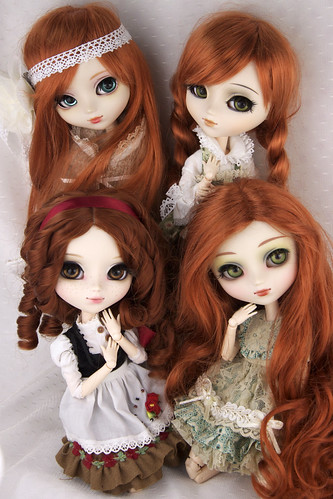 Lovely redheads | by Valérie Busymum
