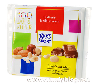 Ritter Sport 100 Jahre Ritter | by cybele-