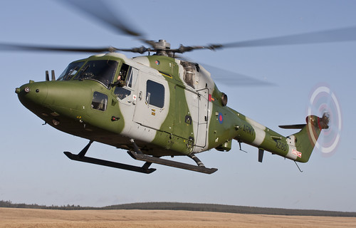 Westland Lynx - XZ180 | by Pete Hemsley