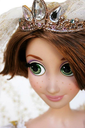 Rapunzel Limited Edition Wedding Doll | by possiblezen