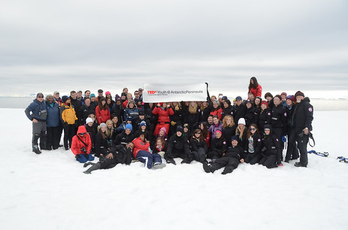 TEDxYouth@AntarcticPeninsula | by astroselin