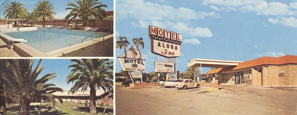 Aloha Inn - San Antonio, Texas