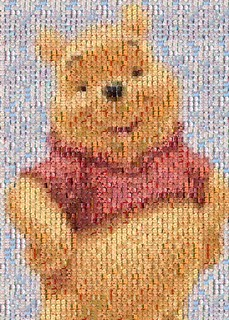 Winnie the Pooh | by MosaicYourself