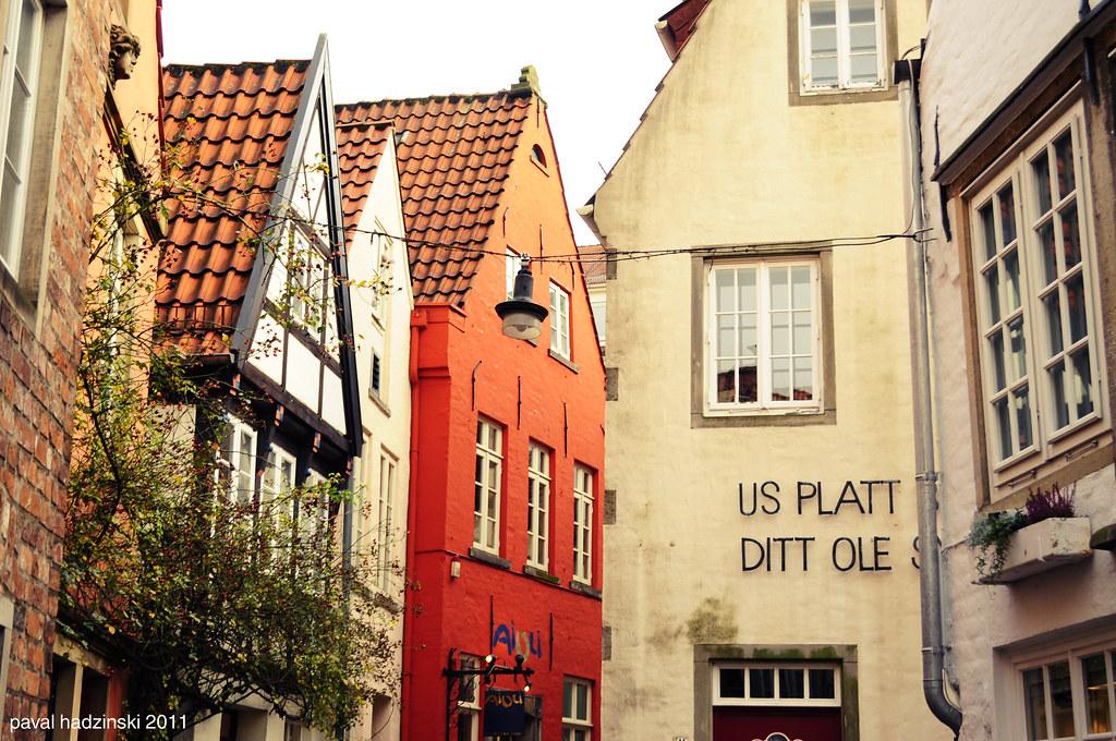 Bremen | 33. Schnoor